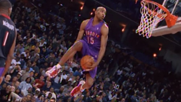 save off 7ce8b 2418f The 5 most iconic shoes worn in the NBA Slam Dunk Contest - Article -  Bardown