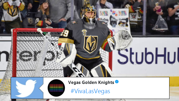 b71d0ef3d EA Sports NHL players will love the Golden Knights' tweet following their 6-3  win over the Canadiens - Article - Bardown