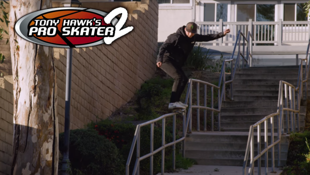 7 absurd tricks from arguably one of the greatest skateboarding