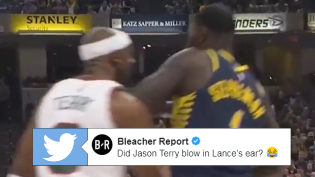 Jason Terry, Lance Stephenson