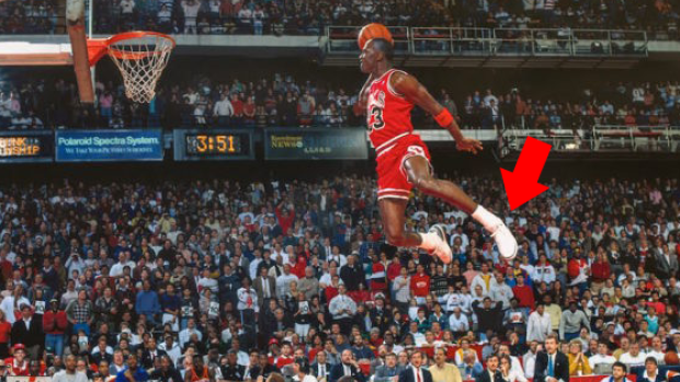 855a68ad9 Tinker explains why one of Nike s most iconic basketball shoes doesn ...