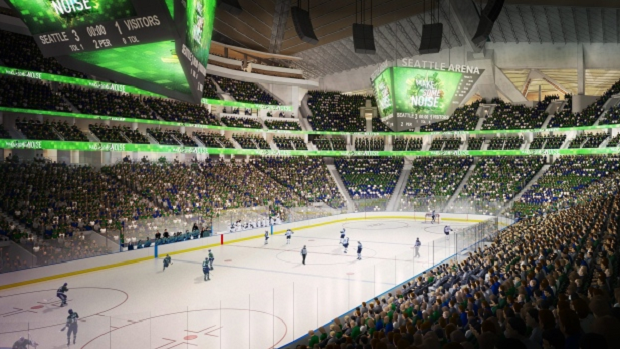 A look at the potential renovations for Seattle's KeyArena.