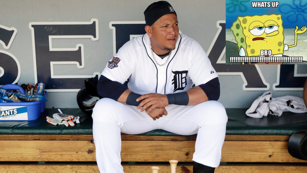 Miguel Cabrera can't remember his teammates names, so he ...
