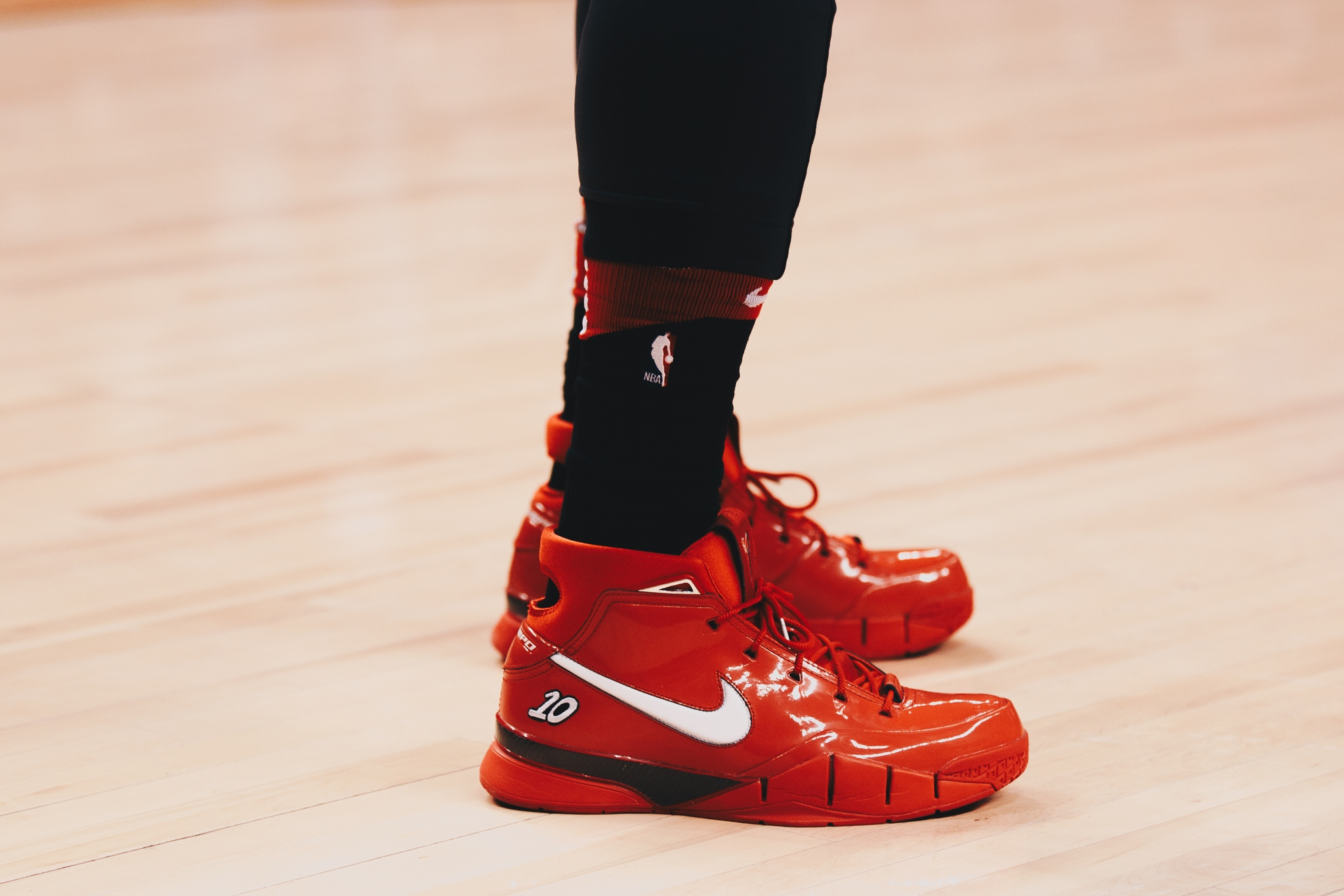 13ae98dc824e DeMar DeRozan debuted his incredible new signature shoes on ...