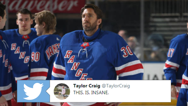 Panthers Fans Are Pledging To Donate A Ton Of Money To Lundqvist S