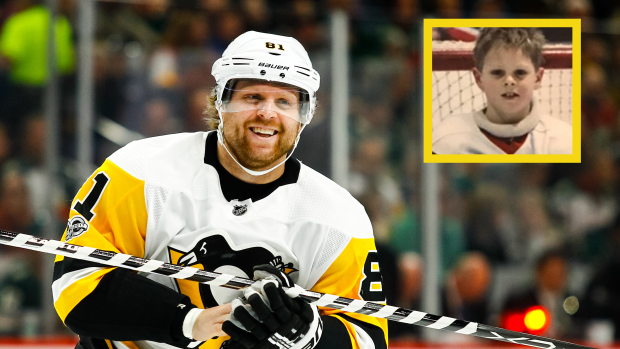 Kessel shares classic old photo of himself, offers great advice to ...