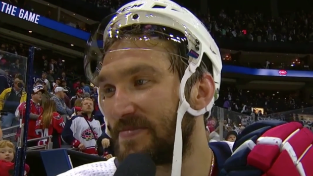 Alex Ovechkin had the best reaction when asked about facing the Penguins  again - Article - Bardown d632ba3dc