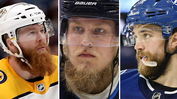Point de presse a Winnipeg Best-beards