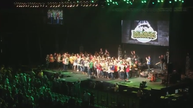 SJHL: Hockey Stars, Canadian Country Singers Come Together For Humboldt Broncos Tribute Concert