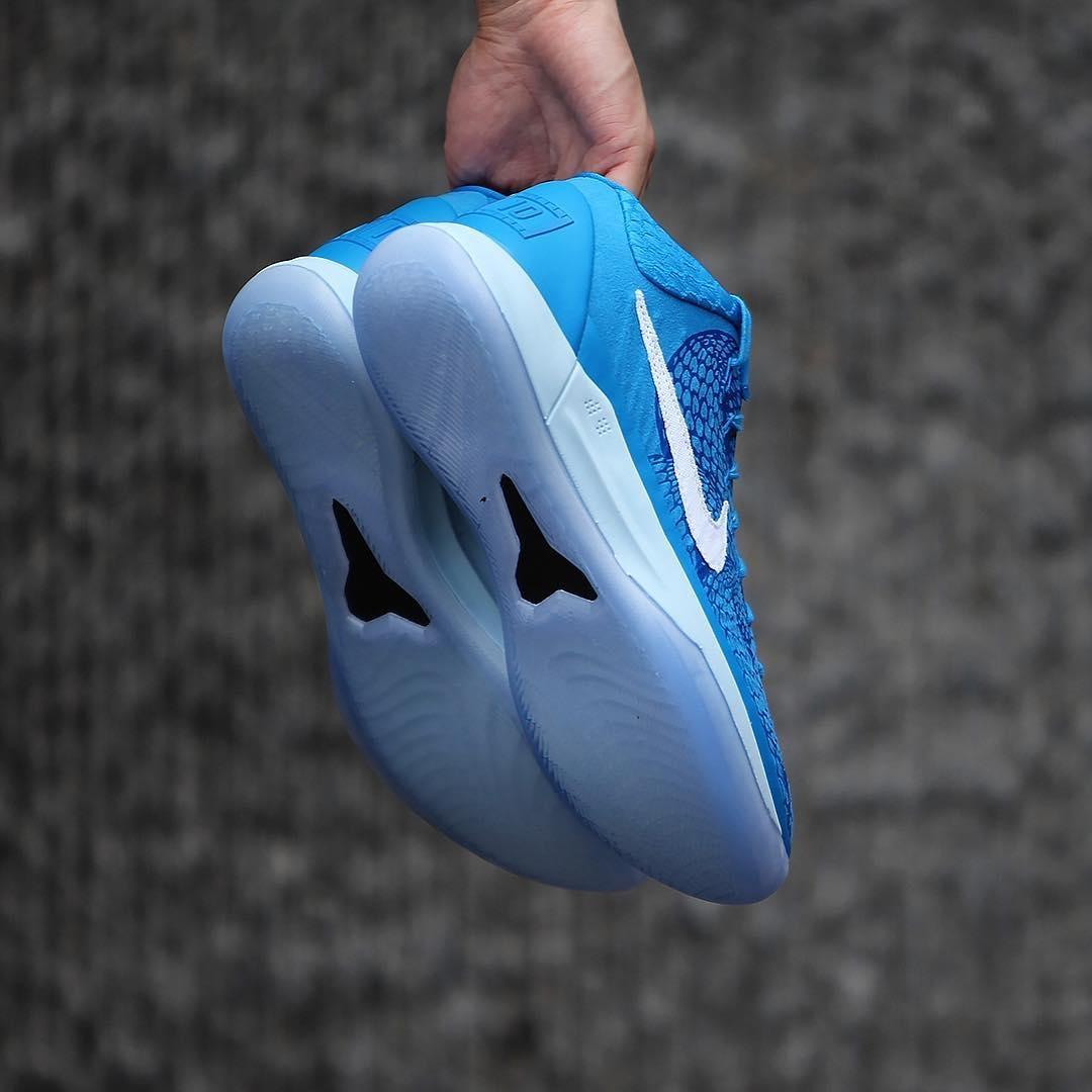Nike will be releasing customized DeMar DeRozan Kobe A.D.