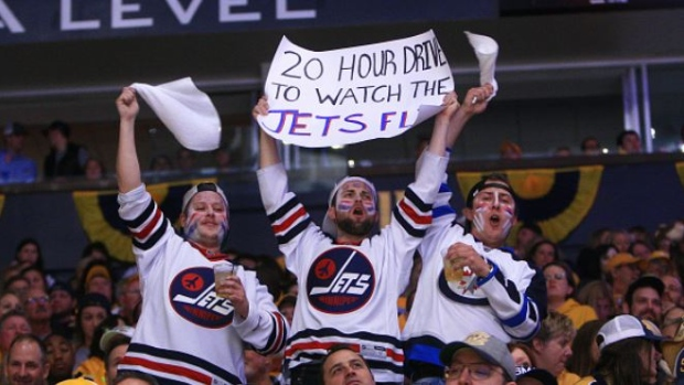 WestJet Adds More Nonstop Flights From Winnipeg To Las Vegas To Accommodate Traveling Jets Fans