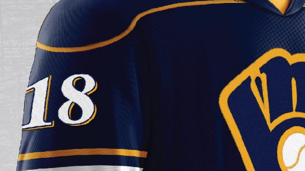 f1d565bb066dfd These Milwaukee Brewers hockey concept jerseys are absolutely ...