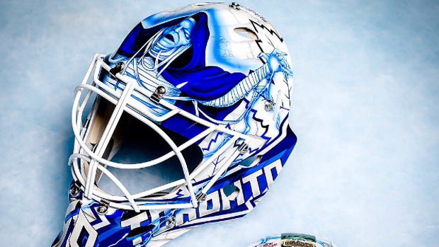 Garrett Sparks Is Honouring Humboldt Goalie Parker Tobin On His New