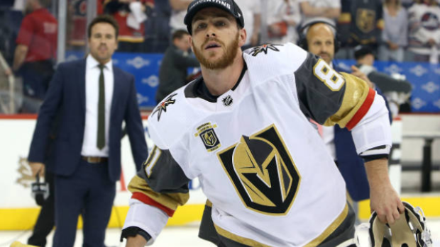 8661f4b2e8f What happens to the Golden Knights  inaugural season patch now that they re  in the Stanley Cup  - Article - Bardown