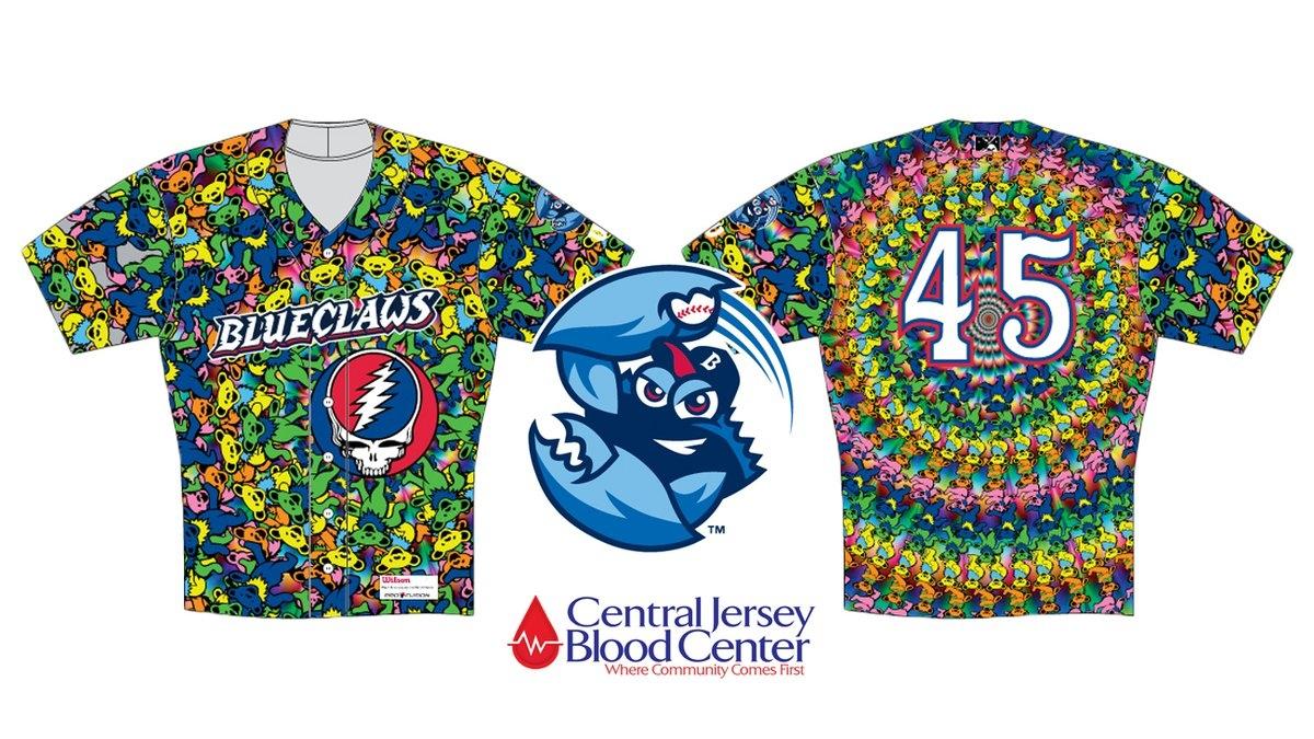 sports shoes 60576 f0cf0 Minor League Baseball team will rock awesome custom jerseys ...