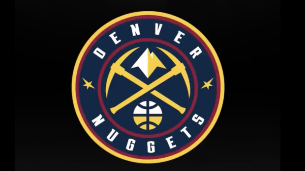 cheap for discount 6d952 e15d8 The Denver Nuggets unveiled three new jerseys with new logos ...