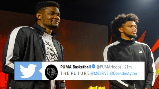 Puma Introduces Basketball Of New Incredible Ahead Shoes The Nba wPiZuXOkT