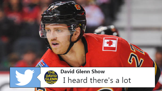 Dougie Hamilton had the best response when asked about a bizarre ... a1694a408