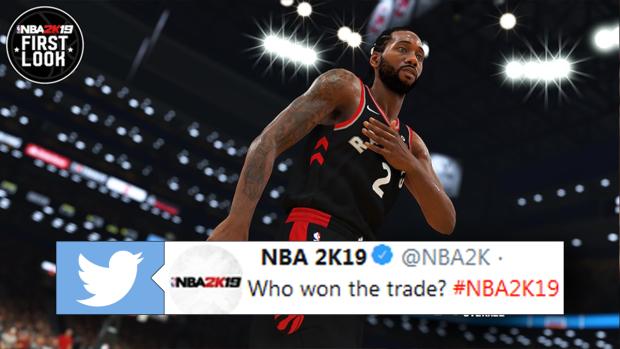 d732aafa9717 NBA 2K reveals Kawhi Leonard s rating and compared it to DeRozan s -  Article - Bardown