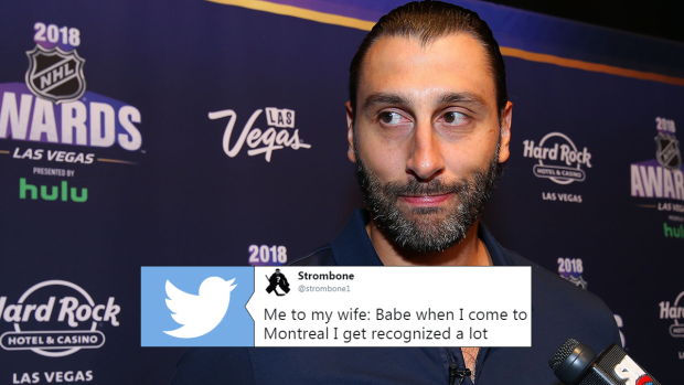 Roberto Luongo Mocked Himself With A Hilarious Story About Fan
