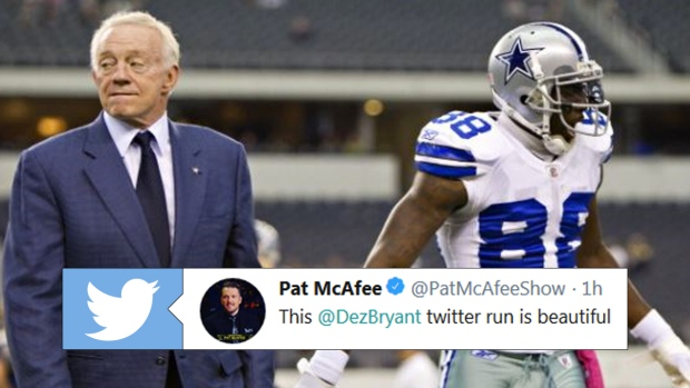 Dez Bryant Calls Out Jerry Jones Sean Lee In Lengthy