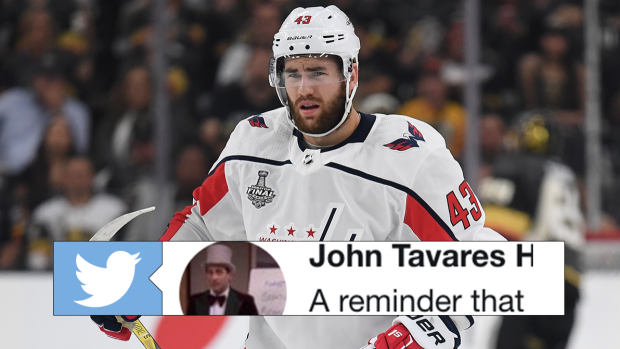 0090943f1 Hockey fans are using a Leafs player s stats to rip apart the Tom Wilson  contract - Article - Bardown