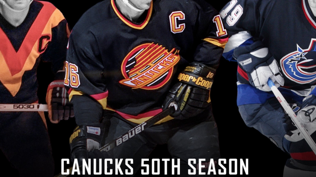 The Canucks are bringing back a classic jersey for the 2019 20 ... fa921b3a0
