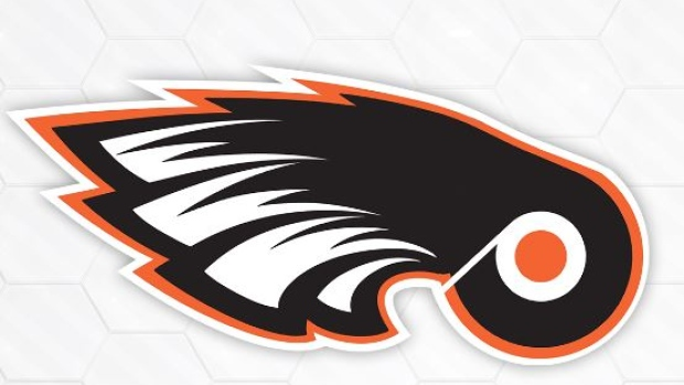 Nhl And Nfl Logos Mashed Together Make For Some Pretty