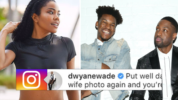 Dwyane Wade Threatened Jimmy Butler After He Commented On Gabrielle Union S Instagram Article Bardown
