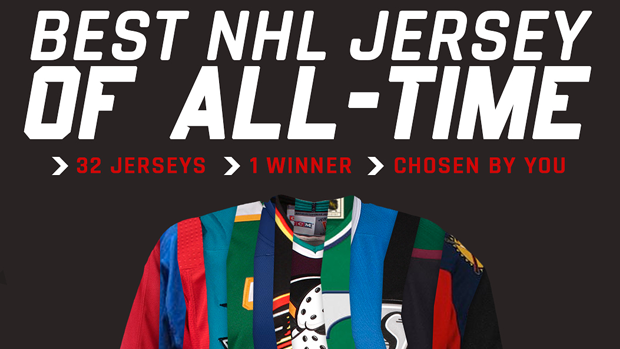 Results are in for Greatest NHL Jersey vote of all-time - Article - Bardown 9ab186a2796