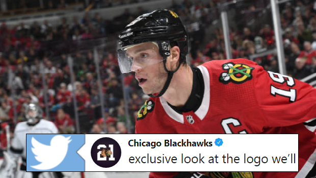 Hockey fans are absolutely loving the Blackhawks  2019 Winter ... 0ce770d01