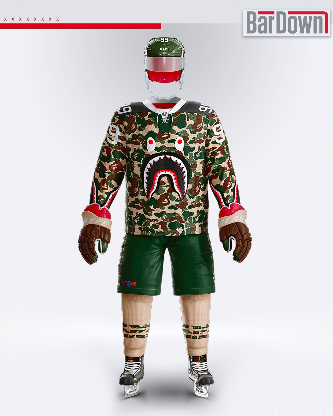 These one-of-a-kind concept jerseys might infuriate hockey fans ... 3cbb7008a5b