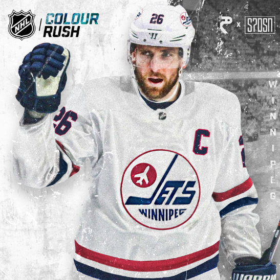 separation shoes 66c51 b0735 Incredible Winnipeg Jets concept jersey incorporates tons of ...