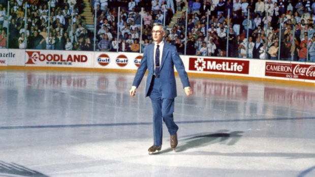 It S A Beautiful Day To Remember Mister Rogers Stint As An Honorary Nhl Captain Article Bardown