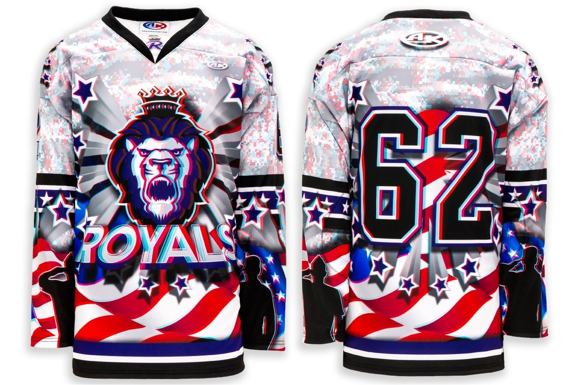 reading royals are about to change the jersey game with this 3d
