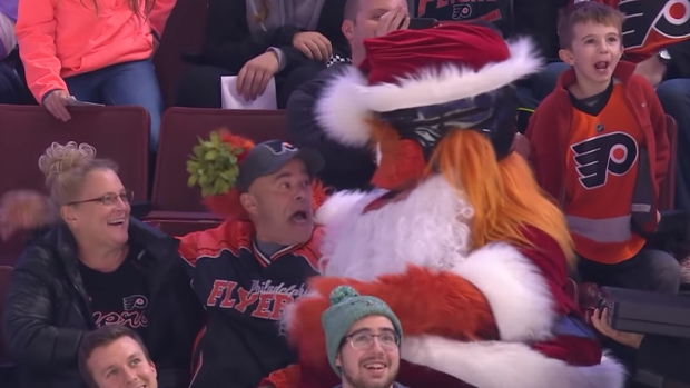 Gritty Clause Is Already Bringing The Heat Well Ahead Of The Holiday Season