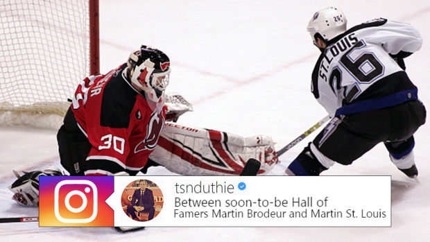 Brodeur And St Louis Take You On A Trip Down Memory Lane Discussing