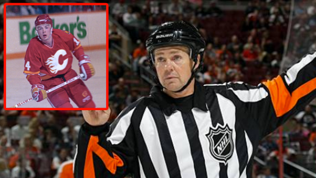 Longtime NHL Ref Kerry Fraser Tells Story About Theo Fleury Challenging Him To A Parking Lot Fight