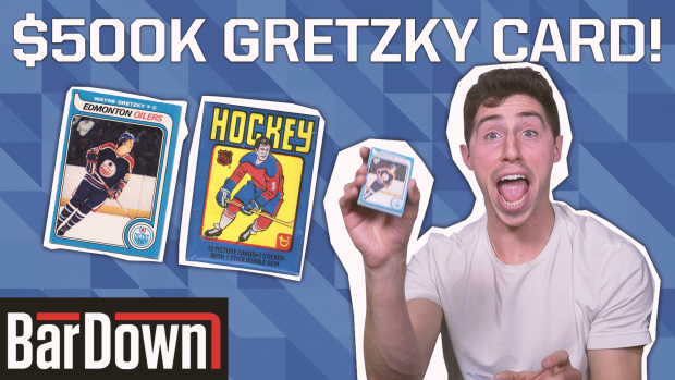 Just How Hard Is It To Get A 500k Wayne Gretzky Rookie Card