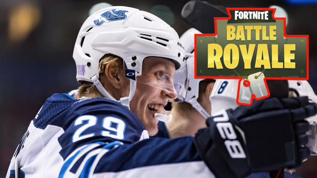 A Hockey Fan May Have Just Connected Patrik Laine S Scoring Streak To His Fortnite Activity Article Bardown