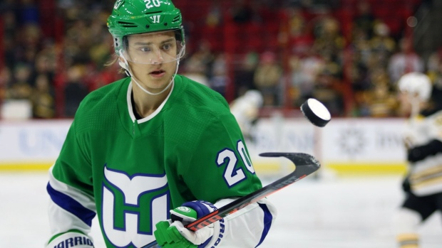 a892380d135 The Governor of Connecticut has weighed in on the Hurricanes' use of Hartford  Whalers jerseys - Article - Bardown