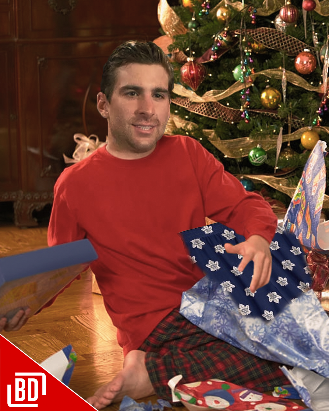 We Found The Absolute Perfect Christmas Gift For John Tavares And Other Nhl Stars Article Bardown