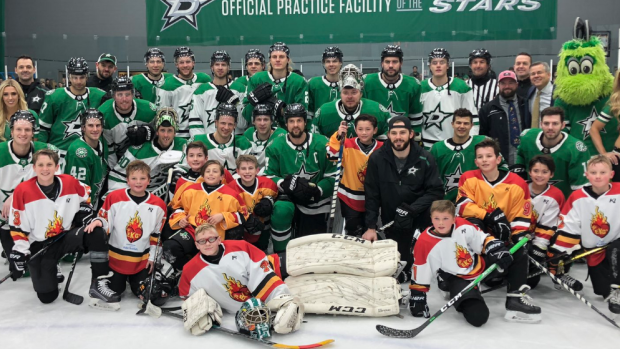 The Dallas Stars Made This Young Hockey Fan S Ultimate Wish Come