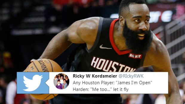 Mind-blowing James Harden stat has fans questioning everything ... 97018acfa