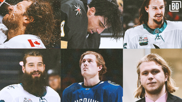 NHL All-Hair Team: If All-Star selections were based on quality of hair