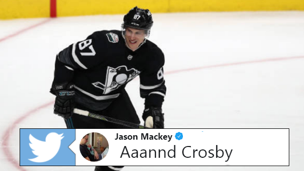 The most ironic moment took place at the ASG involving Crosby and ... a50481234