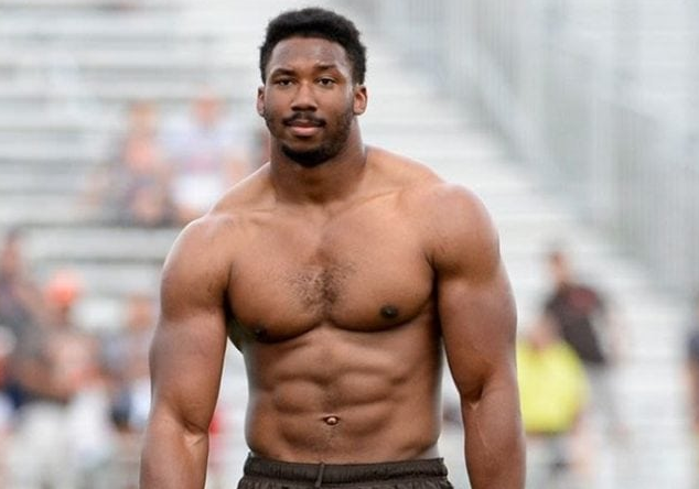 Sports Fans Are Freaking Out Over This Nfl Prospect S Absolutely Enormous Workout Photo Article Bardown