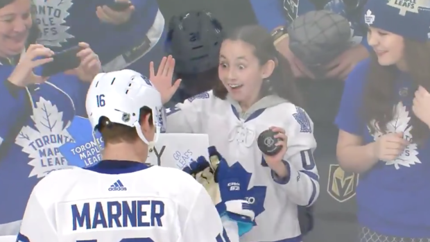 2f947f9f7afbf3 Mitch Marner apologized to his girlfriend on Twitter after ...