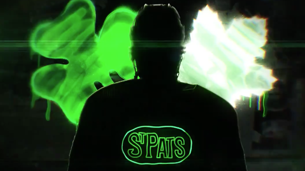8ba36c9baf8 The Toronto Maple Leafs teased their St. Pats jersey that will be ...