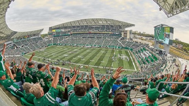 CFL players, fans react to double Grey Cup announcement - Article